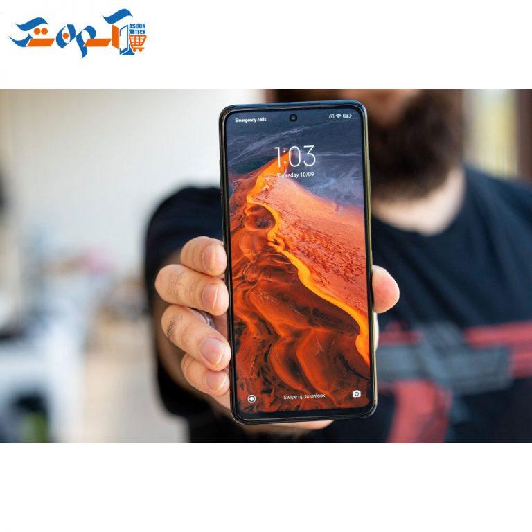 گوشی شیائومی مدل POCO X3 NFC ظرفیت 128 و رم 8 گیگابایت