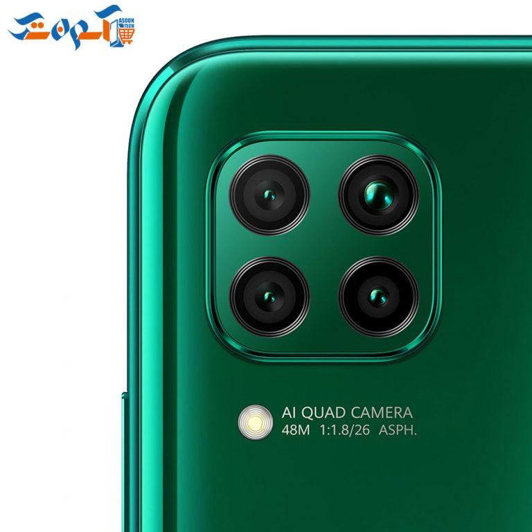 گوشی موبایل هوآوی مدل Nova 7i  ظرفیت 128 و رم 8 گیگابایت