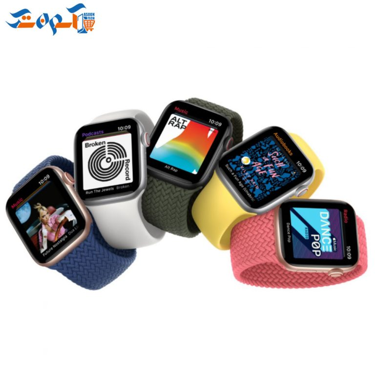 ساعت هوشمند اپل واچ سری SE سایز 44 (Apple Watch Series SE 44mm)