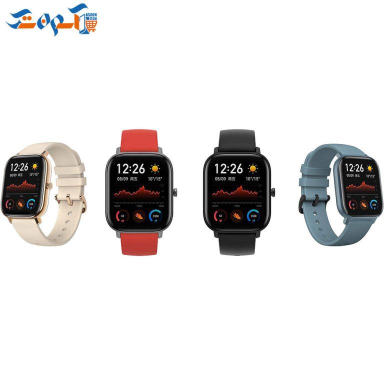 ساعت هوشمند امیزفیت مدل AMAZFIT GTS