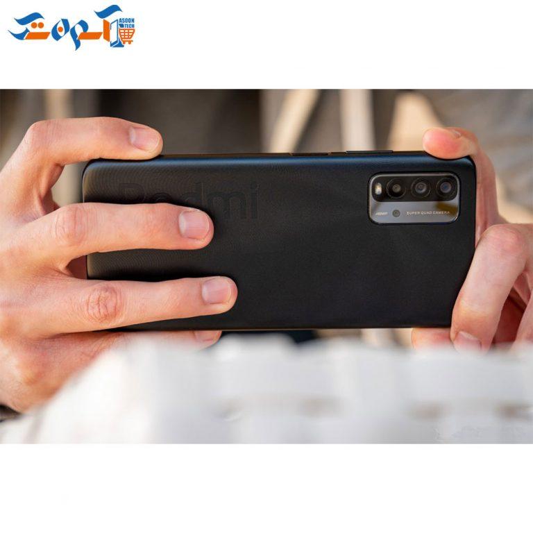 گوشی موبایل شیائومی مدل redmi 9T ظرفیت 128 و رم 4 گیگابایت