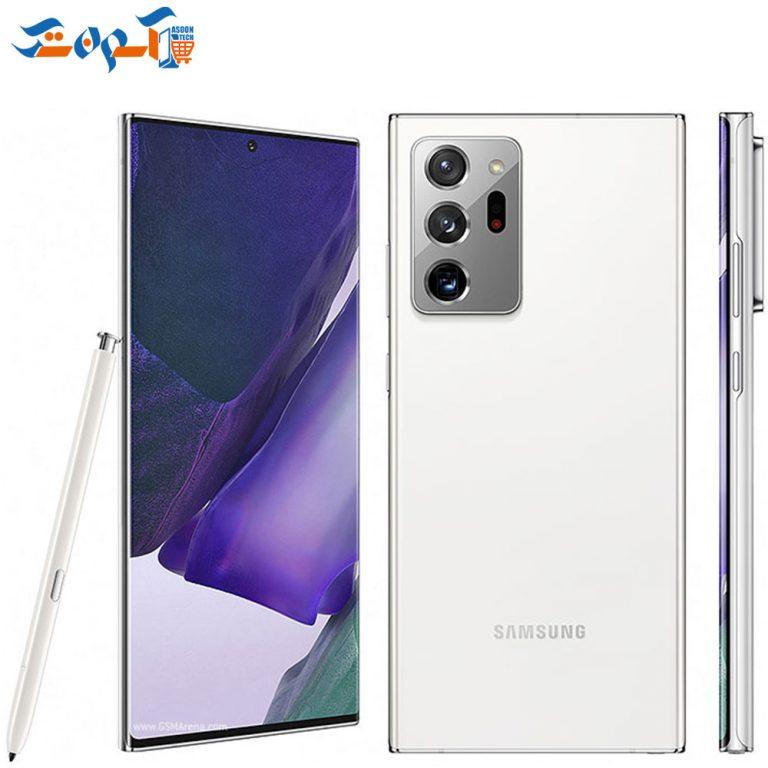 گوشی موبایل سامسونگ مدل Note20 Ultra ظرفیت 256 و رم 12 گیگابایت 4G