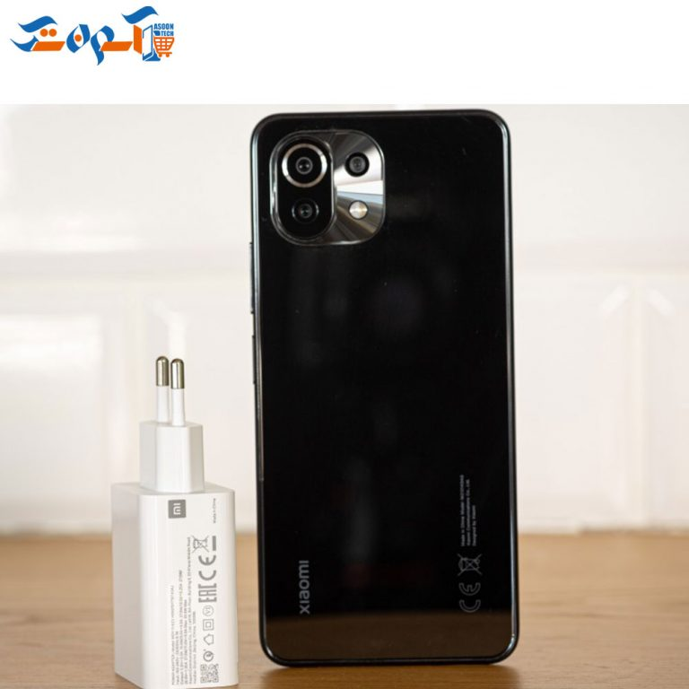 گوشی موبایل شیائومی مدل mi 11 lite  ظرفیت 128 و رم 8 گیگابایت