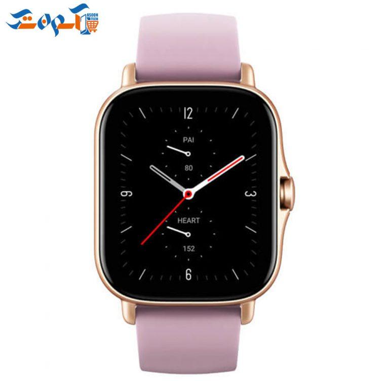 ساعت هوشمند امیزفیت مدل AMAZFIT GTS 2e