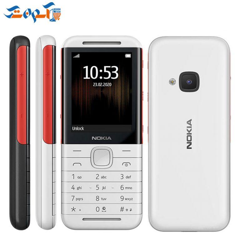 گوشی موبایل نوکیا مدل 5310 TA-1212 DS دو سیم کارت